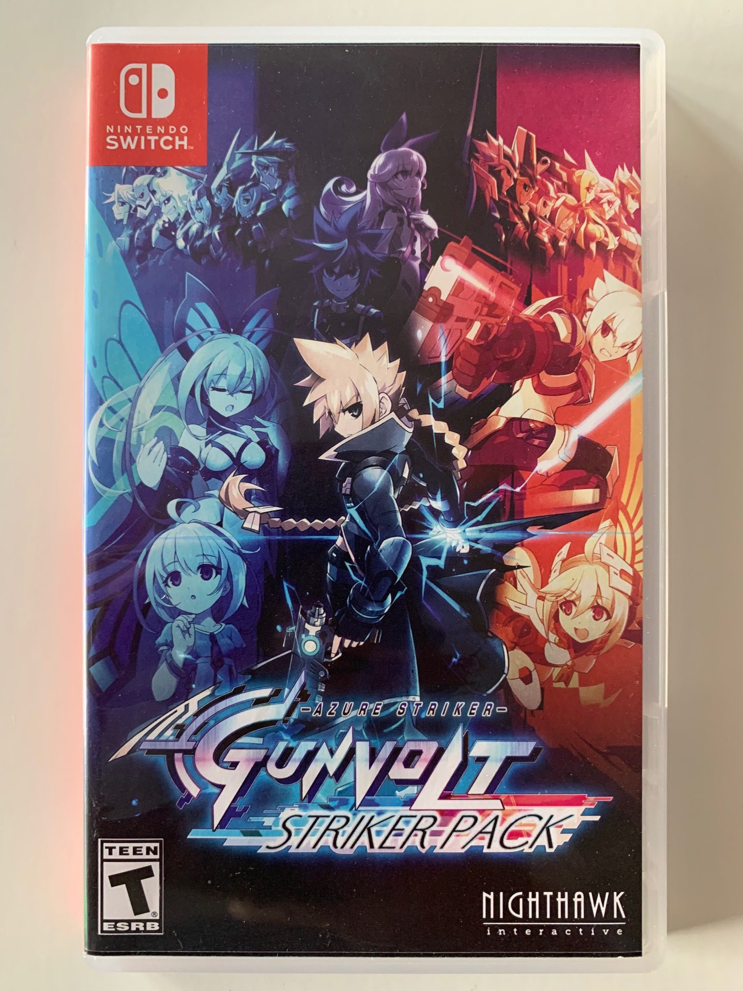 Gunvolt Striker Pack CIB