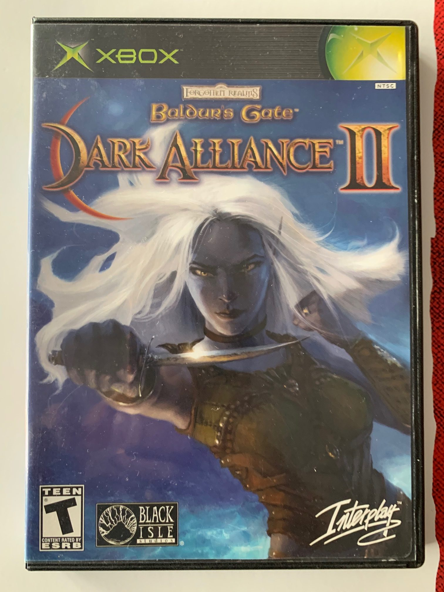 Baldurs Gate Dark Alliance 2 CB