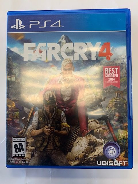Far Cry 4 CIB