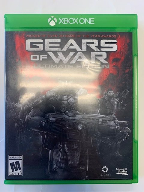 Gears Of War Ultimate Edition CB