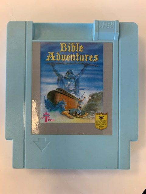 Bible Adventures (blue Cart)