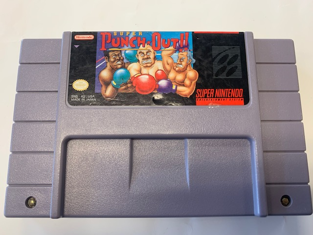 Super Punch Out!