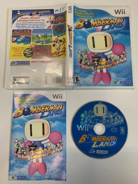 Bomberman Land CIB
