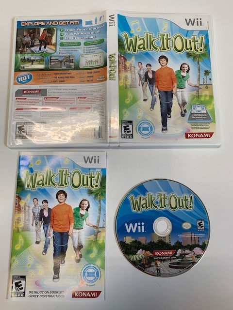 Walk It Out! CIB Rare