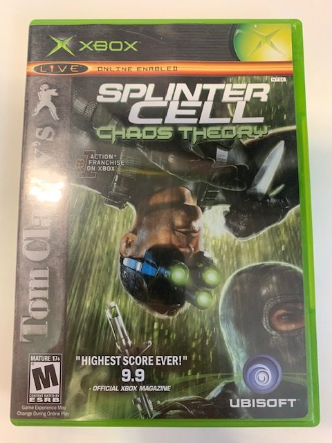 Splinter Cell Chaos Theory CIB