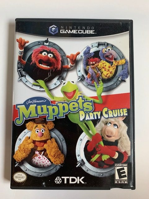 Muppets Party Cruise CIB