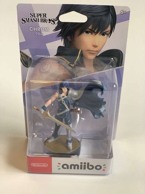 Chrom Amiibo NEW