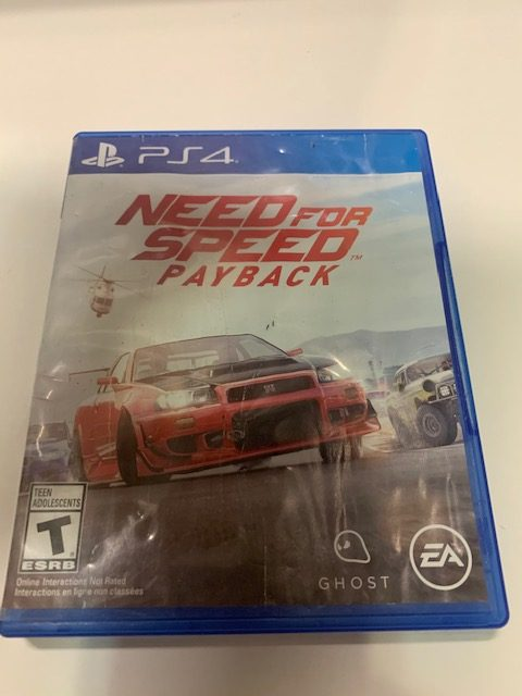 Need For Speed Payback CIB