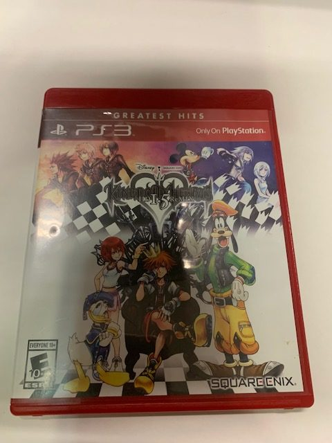 Kingdom Hearts HD 1.5 Remix CIB