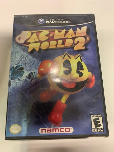 Pac-man World 2 CIB