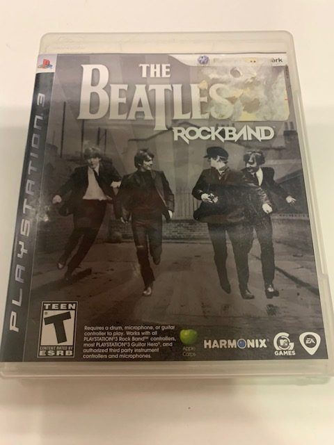The Beatles Rockband CB