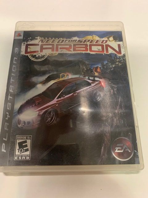 Need For Speed Carbon CB