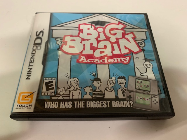 Big Brain Academy CIB