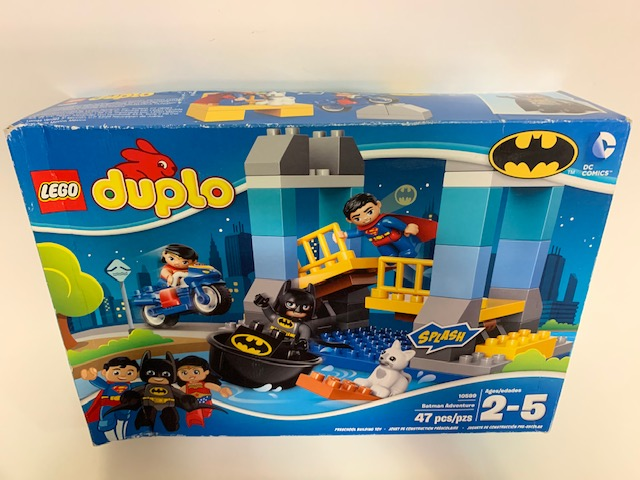 Lego Duplo DC Comics Batman 10599