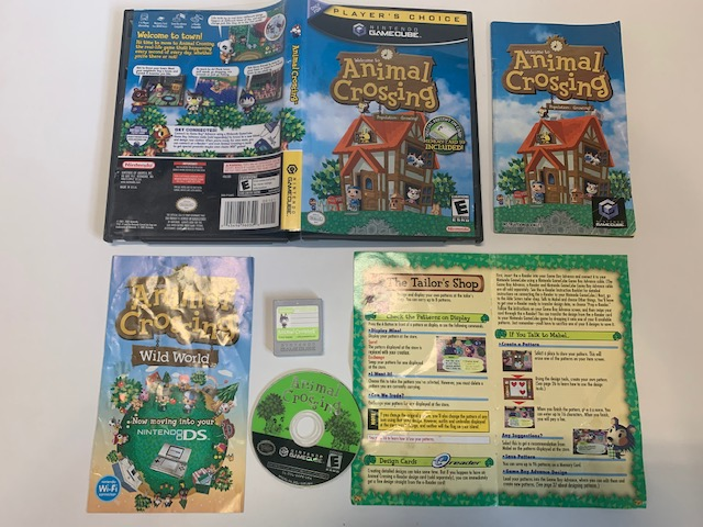 Animal Crossing CIB