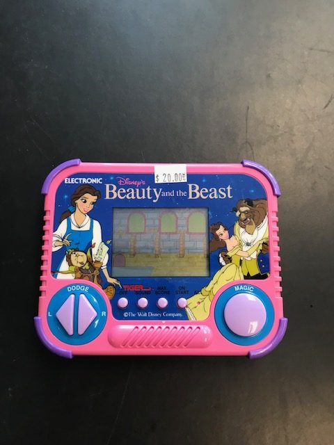 Beauty And The Beast Handheld
