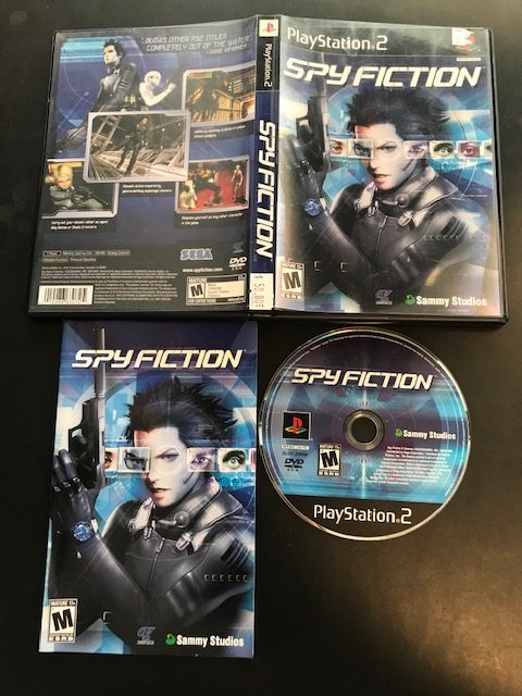 Spy Fiction CIB