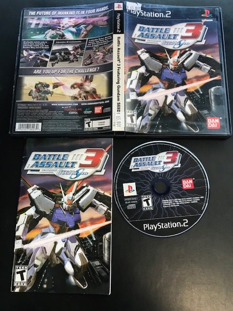 Battle Assault 3 CIB