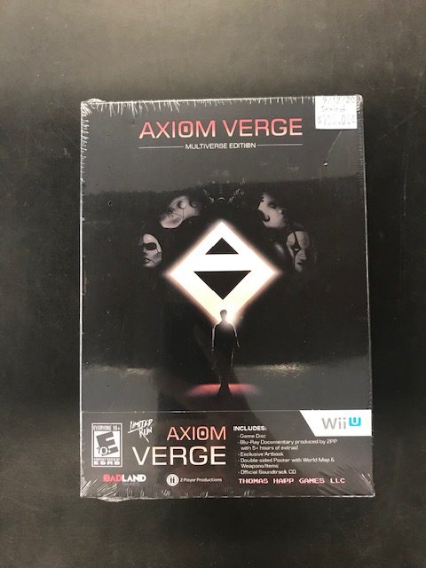 Axiom Verge Multiverse Edition SEALED