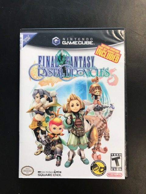 Final Fantasy Crystal Chronicles CIB