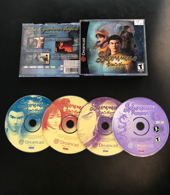Shenmue CB