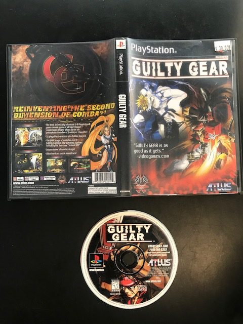 Guilty Gear CB