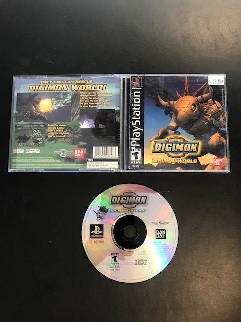 Digimon CIB