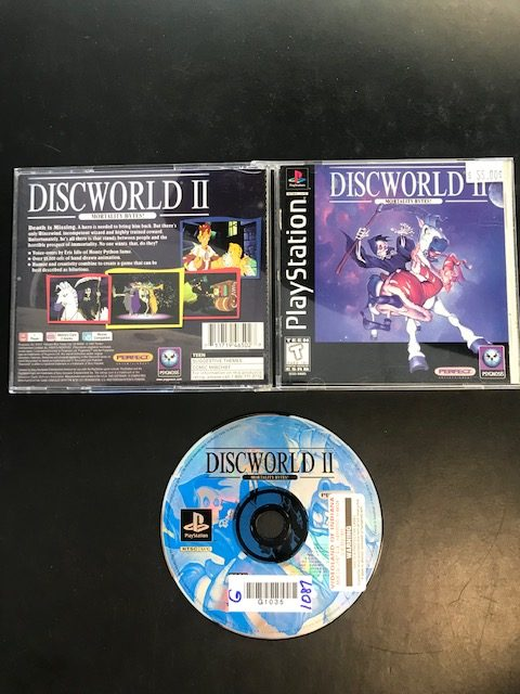Disc World II CIB