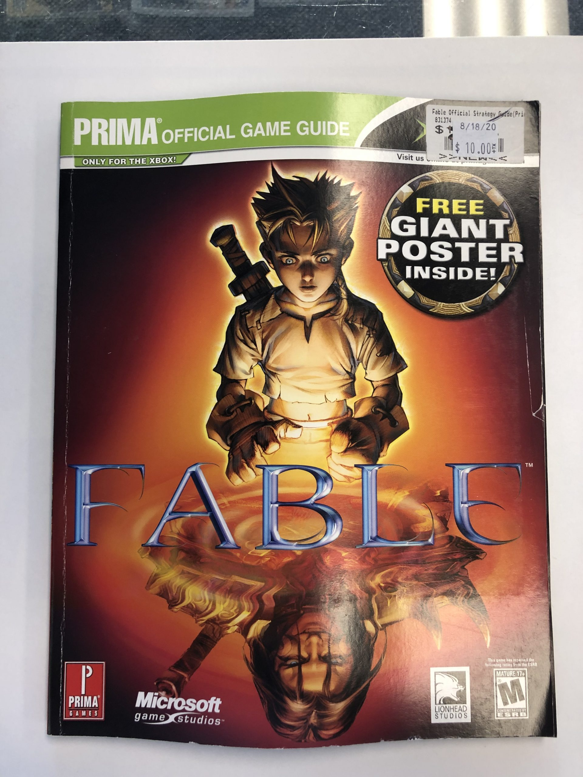 Fable Guide Book