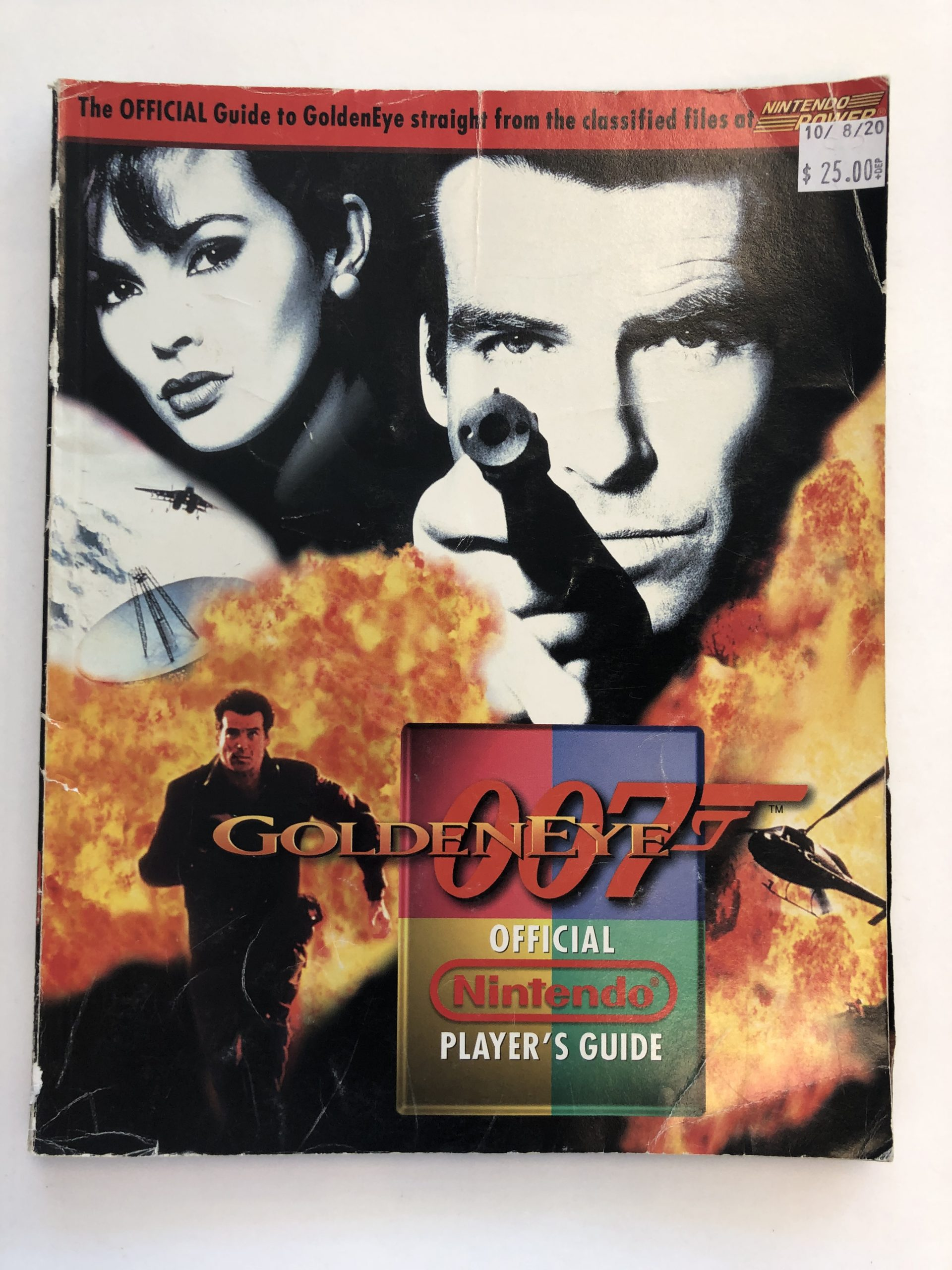 007 Goldeneye Guide Book