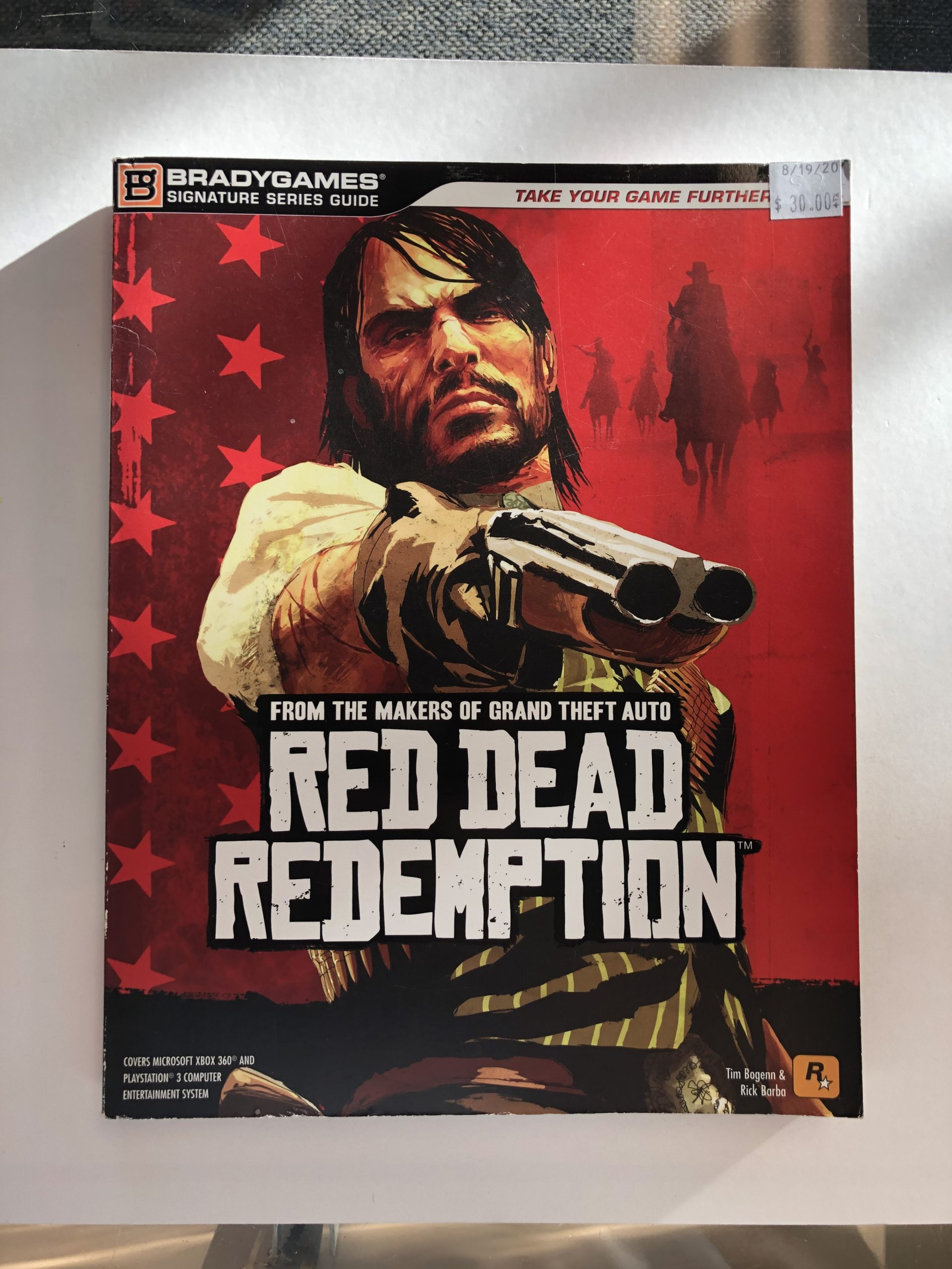 Red Dead Redemption Guide Book