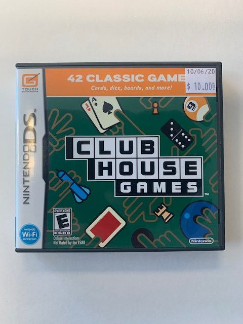 Club House Games