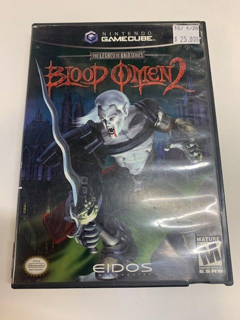 Blood Omen 2 CB Gamecube