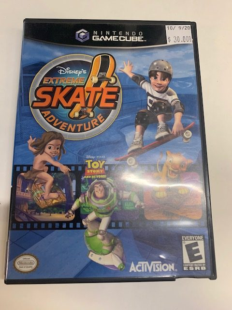 Extreme Skate Adventure Gamecube