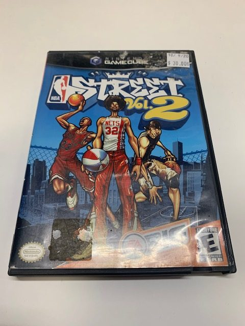 NBA Street Vol. 2 CB Gamecube