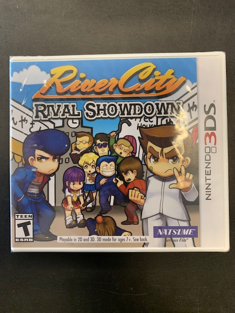 River City Rival Showdown 3DS Factory Sealed