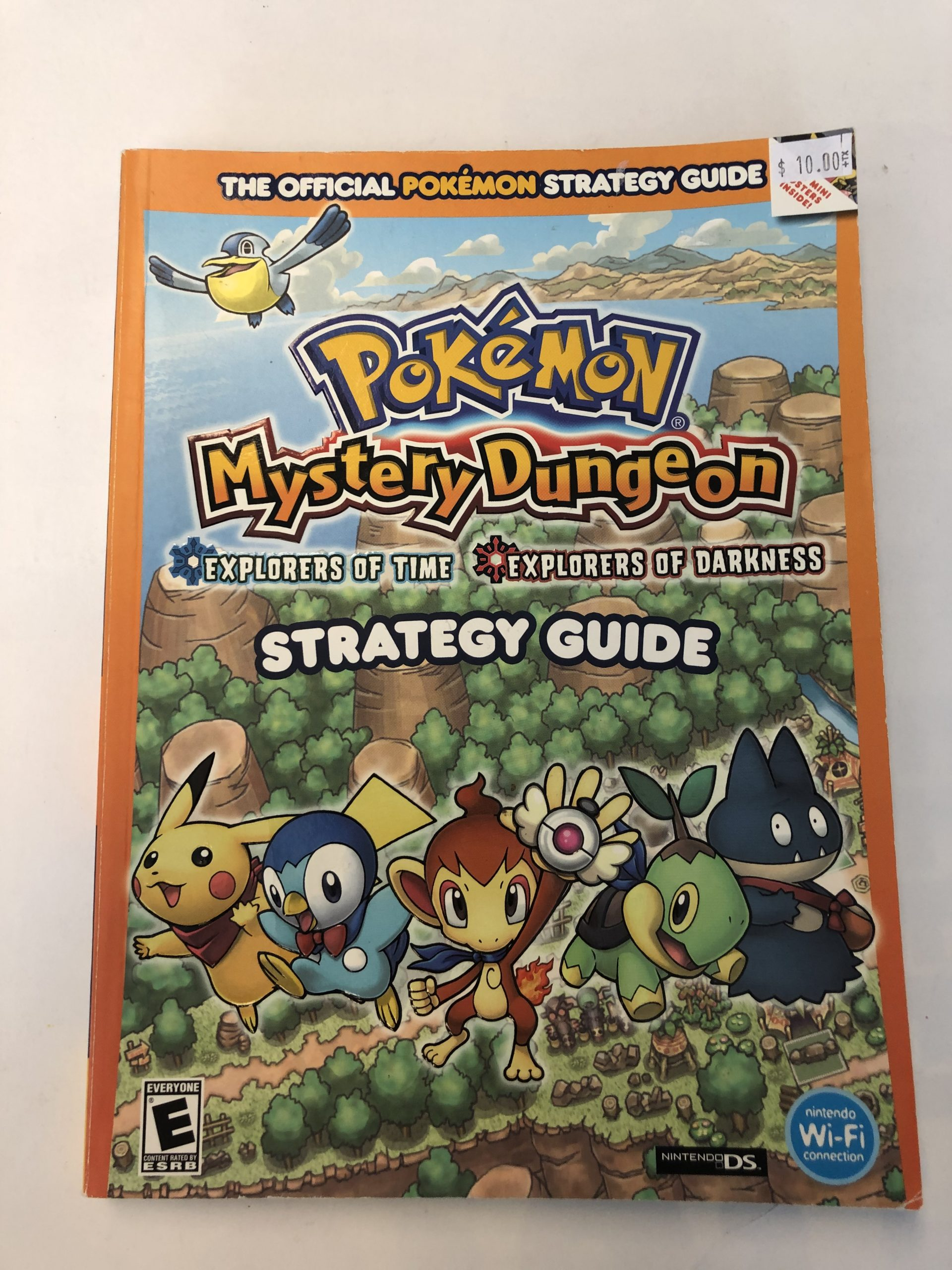 Pokemon Mystery Dungeon Explorers Of Time And Darkness Guide Book