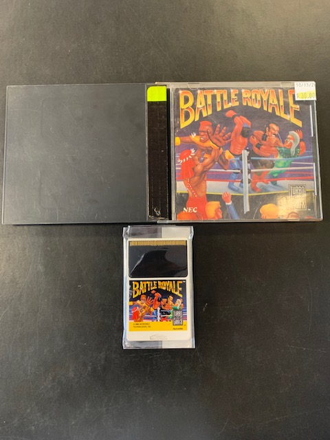 Battle Royale Turbo Grafx 16