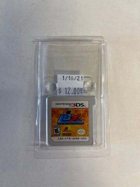 LBX Little Battle Experience Cartridge 3DS
