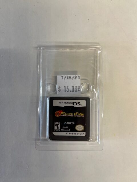River City Super Sports Challenge Cartridge DS