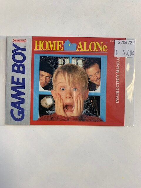 Home Alone GB Manual