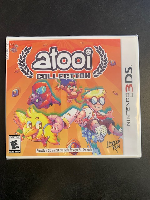 Atooi Collection Nintendo 3DS Sealed