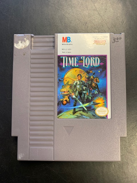 Time Lord NES
